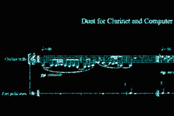 <i>Duet for Clarinet and Computer</i>
